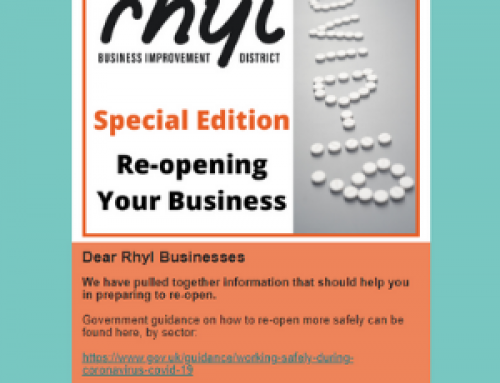 Special Edition Newsletter: Re-opening Your Business