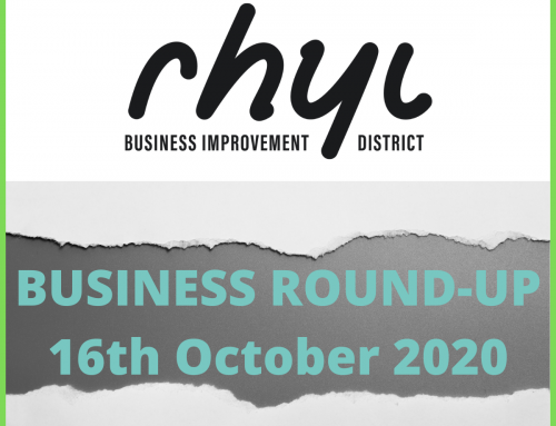 Business Round-up 16th October 2020