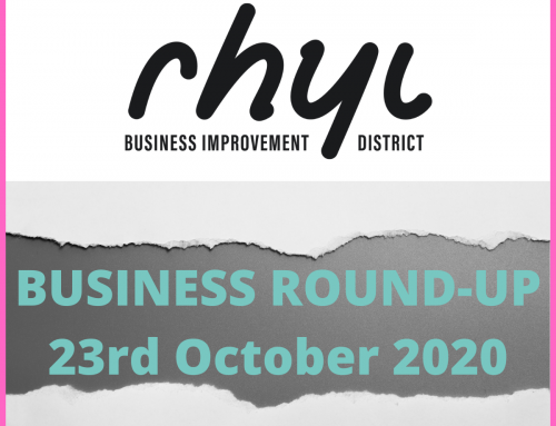 Business Round-up 23rd October 2020