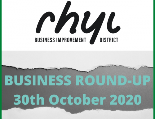 Business Round-up 30th October 2020