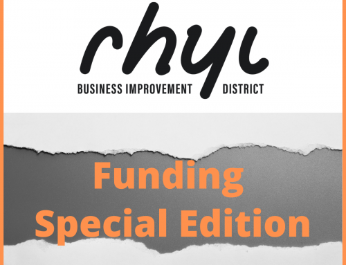 Funding Special – 5th November 2020