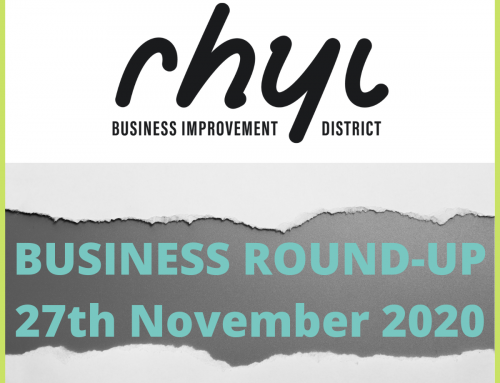 Business Round-up 27th November 2020